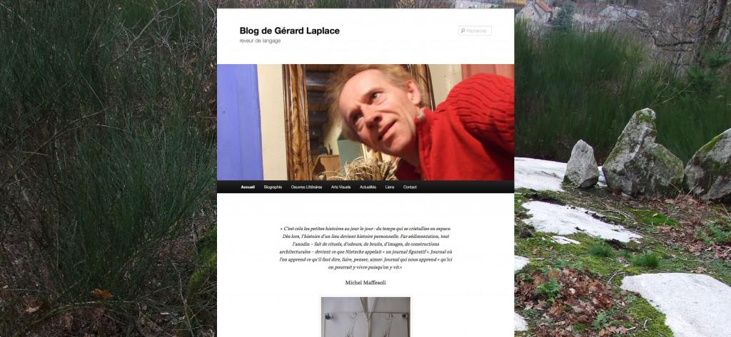 Blog : gerard laplace reveur de langage.fr